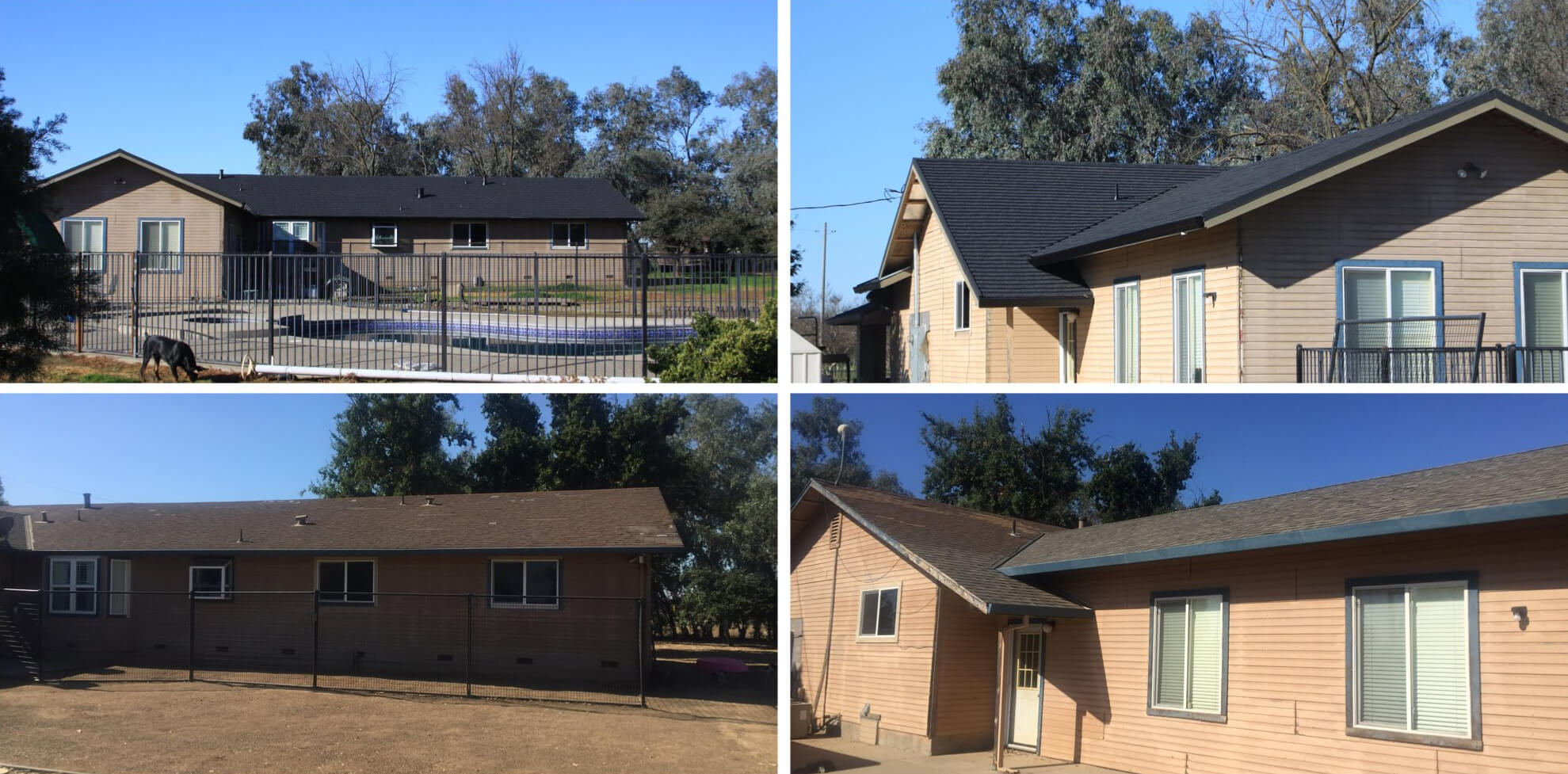 FIRST TILCOR CONCEALED FASTENING SHINGLE ROOF INSTALLED IN USA-4