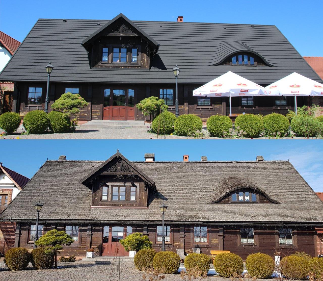 Shake Roof for Buffalo eye dormer restaurant Hillary 3