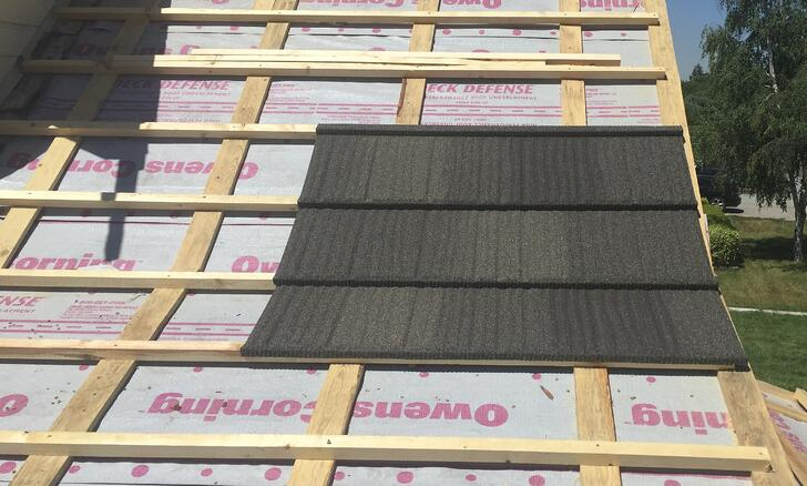 Benefits Of Roofing Using A Batten System Over Sheathing